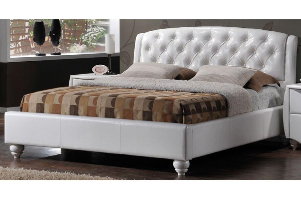 Manželská postel 160 cm - Signal - Potenza 305 (s roštem)