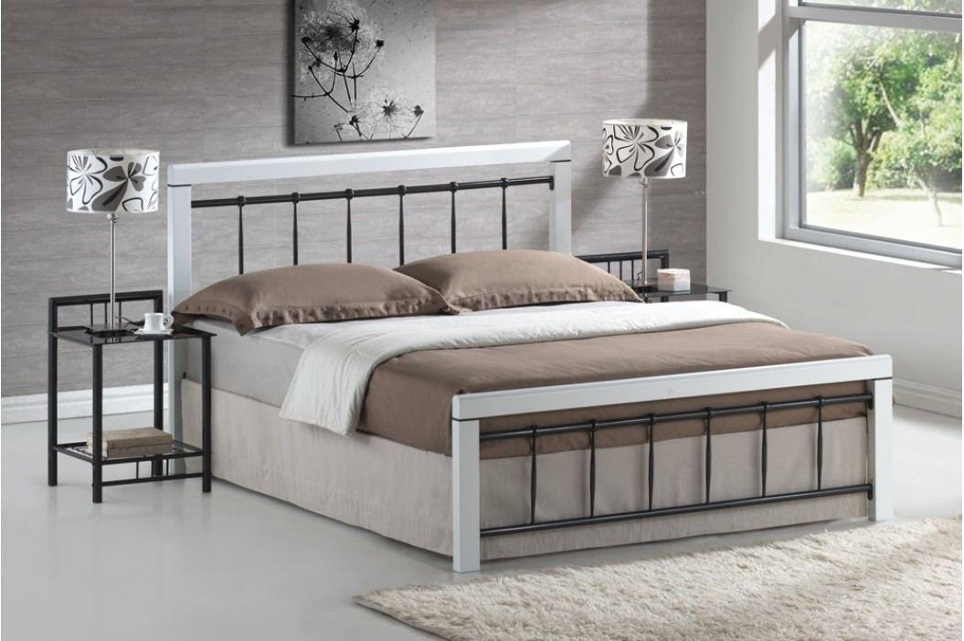 Manželská postel 160 cm - Signal - Berlin (s roštem)