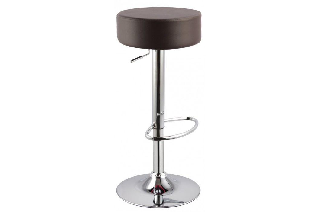 Barová židle - Signal - A-042 Krokus tmavě hnědá