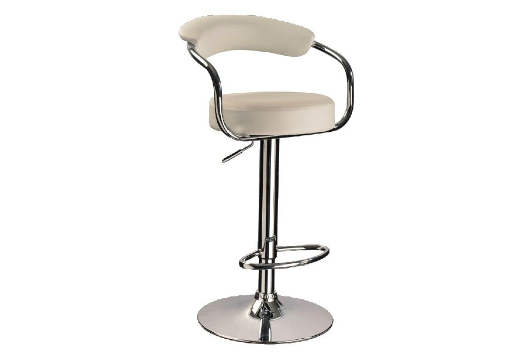 Barová židle - Signal - C-231 Krokus krémová