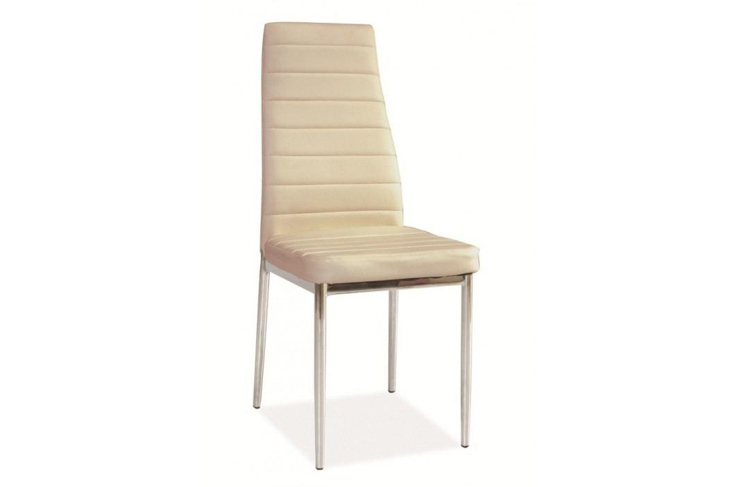 Jídelní židle - Signal - H-261 krémová