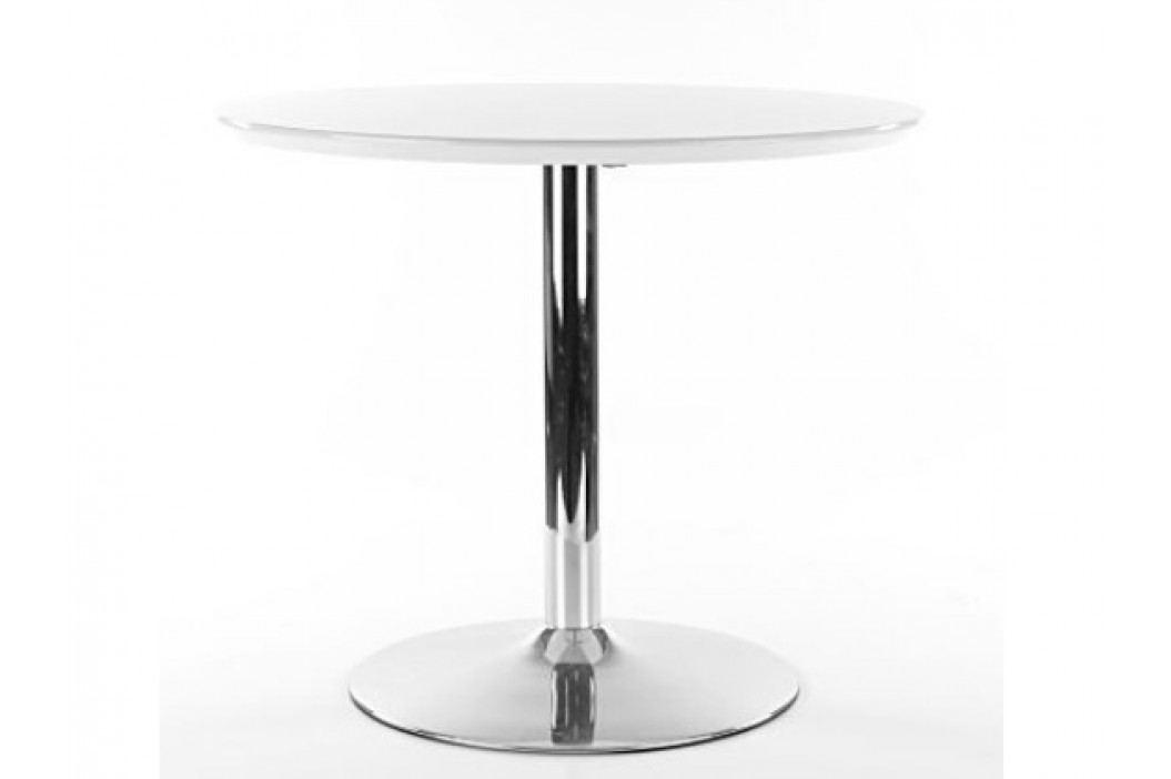 Jídelní stůl - Signal - Flavio (bílá) (pro 4 osoby)