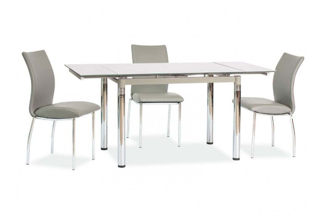 Jídelní stůl - Signal - GD-018 (šedá) (pro 4 až 6 osob)