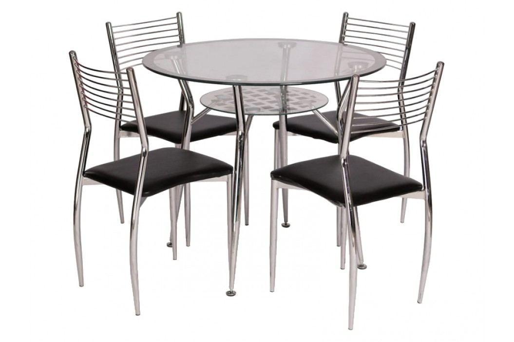 Jídelní stůl - Signal - Molar (pro 4 osoby)