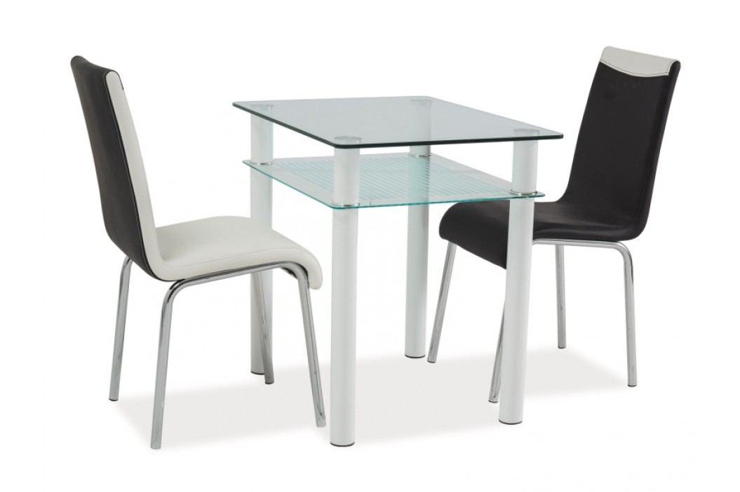 Jídelní stůl - Signal - Sono 80x60 (pro 4 osoby)