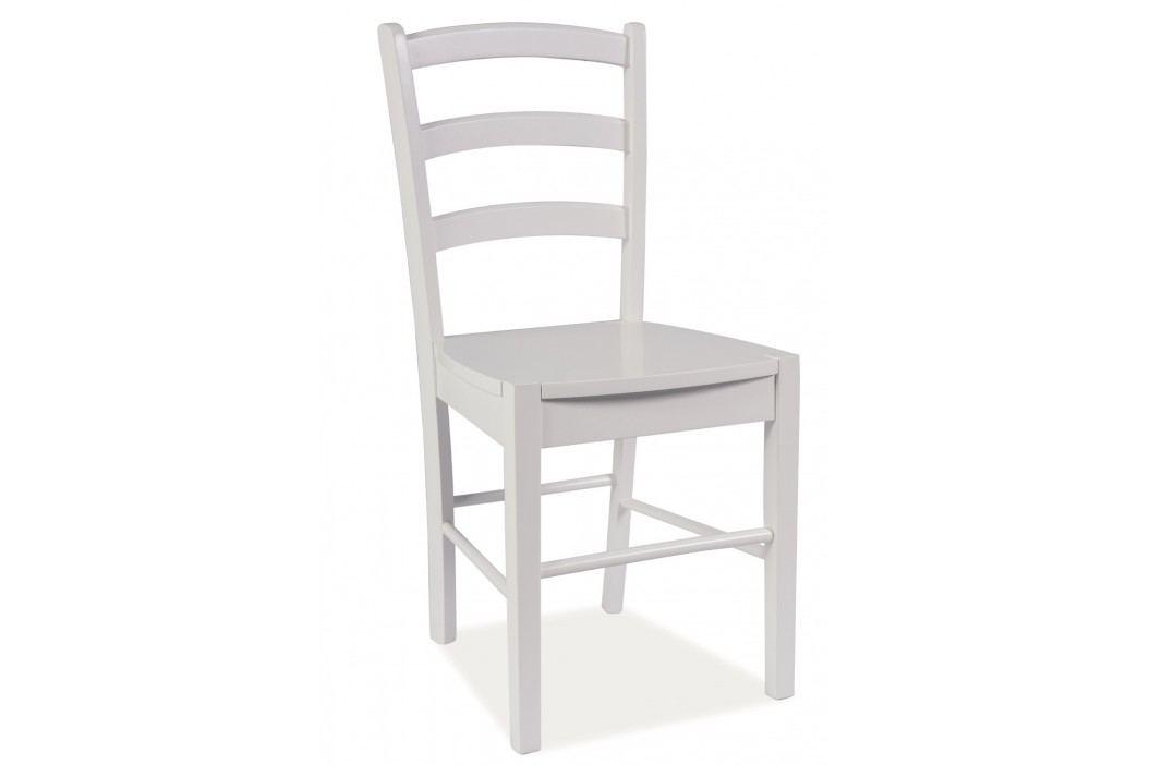 Jídelní židle - Signal - CD-38 (bílá)