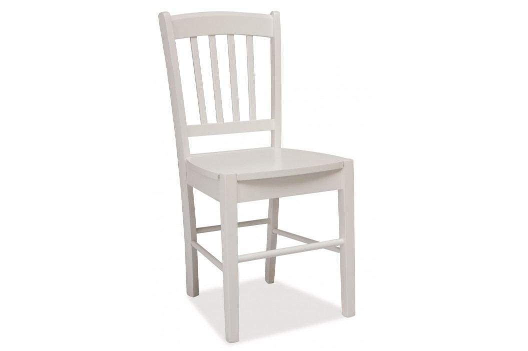 Jídelní židle - Signal - CD-57 (bílá)