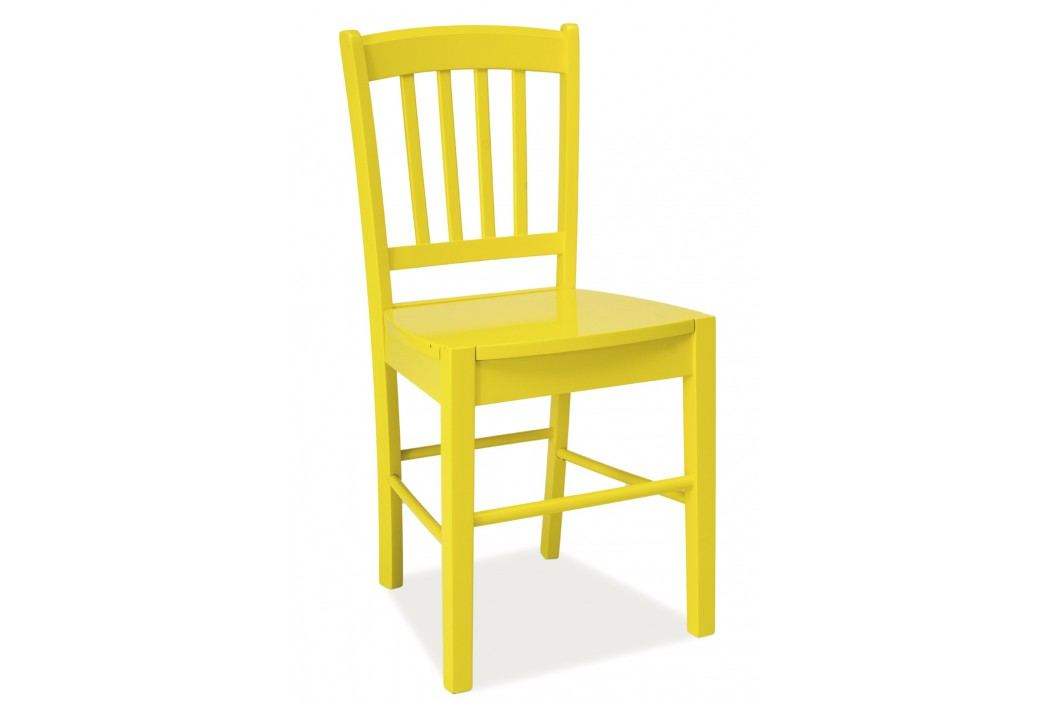 Jídelní židle - Signal - CD-57 (žlutá)