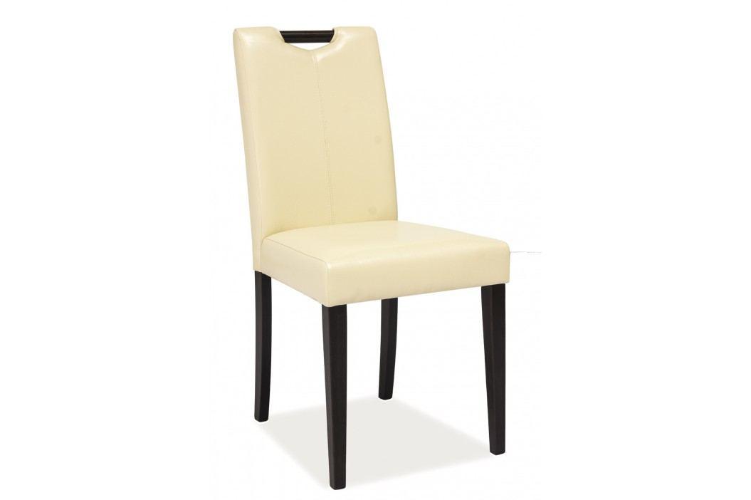 Jídelní židle - Signal - CD-76 (krémová)