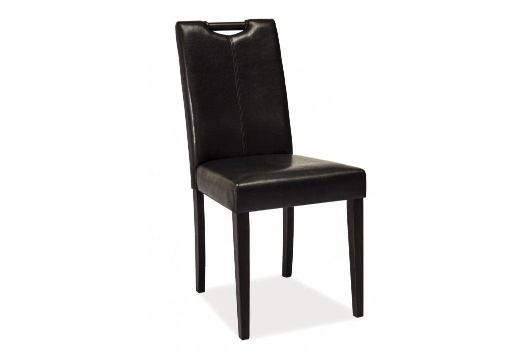 Jídelní židle - Signal - CD-76 (tmavohnědá)