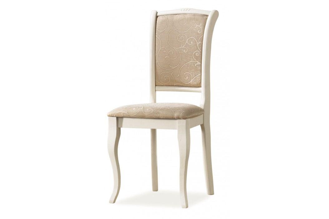Jídelní židle - Signal - OP - S C2 (ecru)