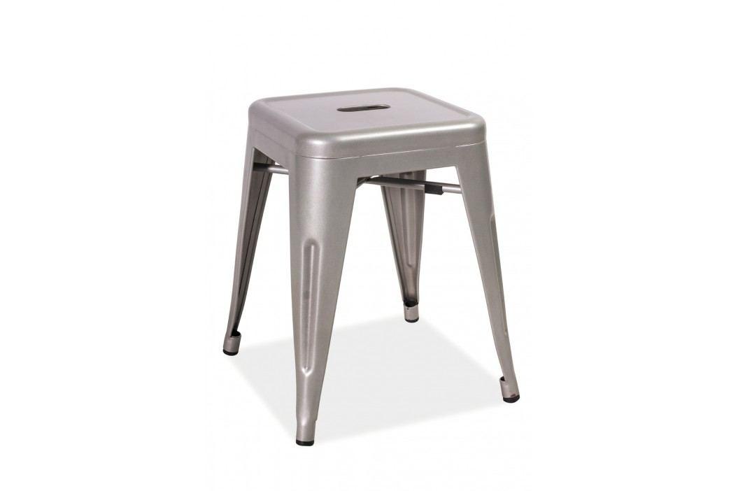Barová židle - Signal - Spot (aluminium)