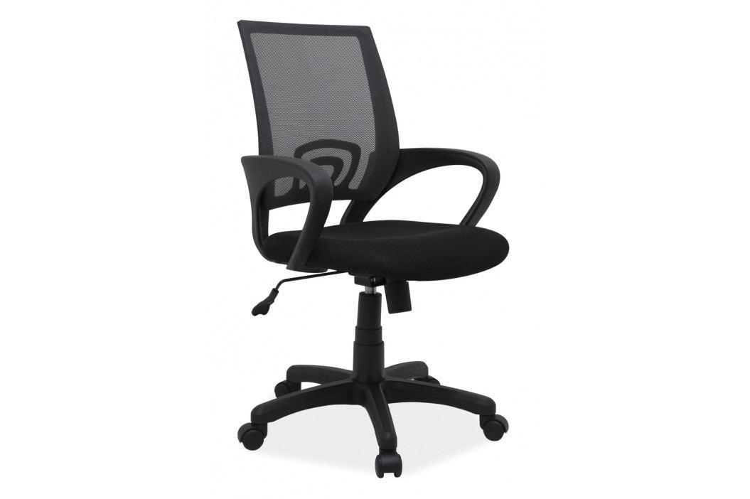 Kancelářské křeslo - Signal - Q-148 (černá)