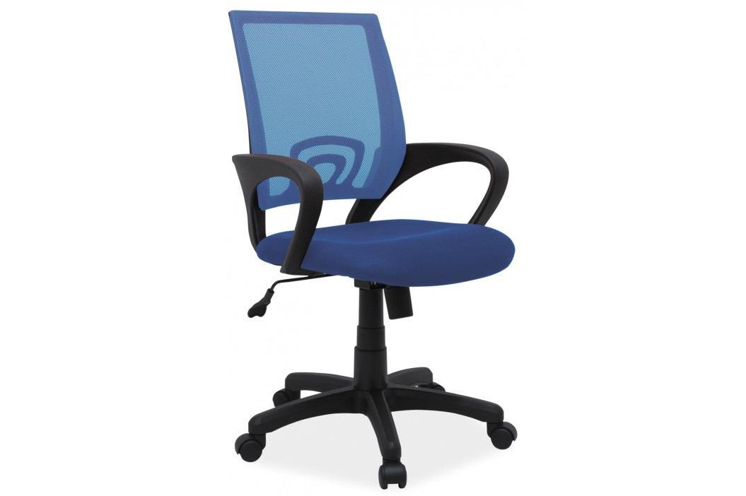 Kancelářské křeslo - Signal - Q-148 (modrá)