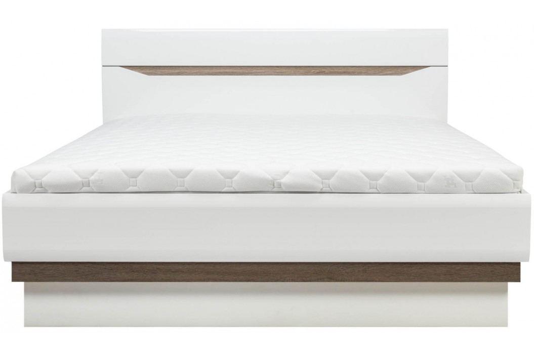 Manželská postel 160 cm - Bog Fran - Lionel - LI 12