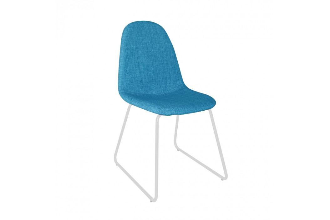 Jídelní židle Ontari (modrá)