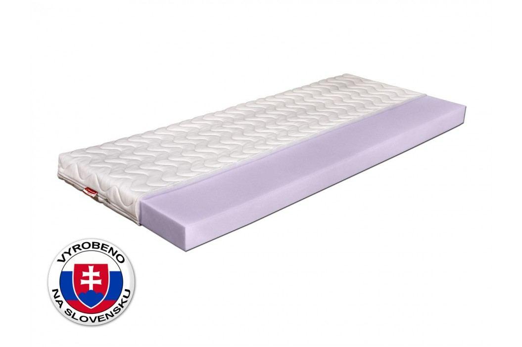 Pěnová matrace - Benab - Simple Pur - Atypický rozměr (cena za 1 m2) (T3)