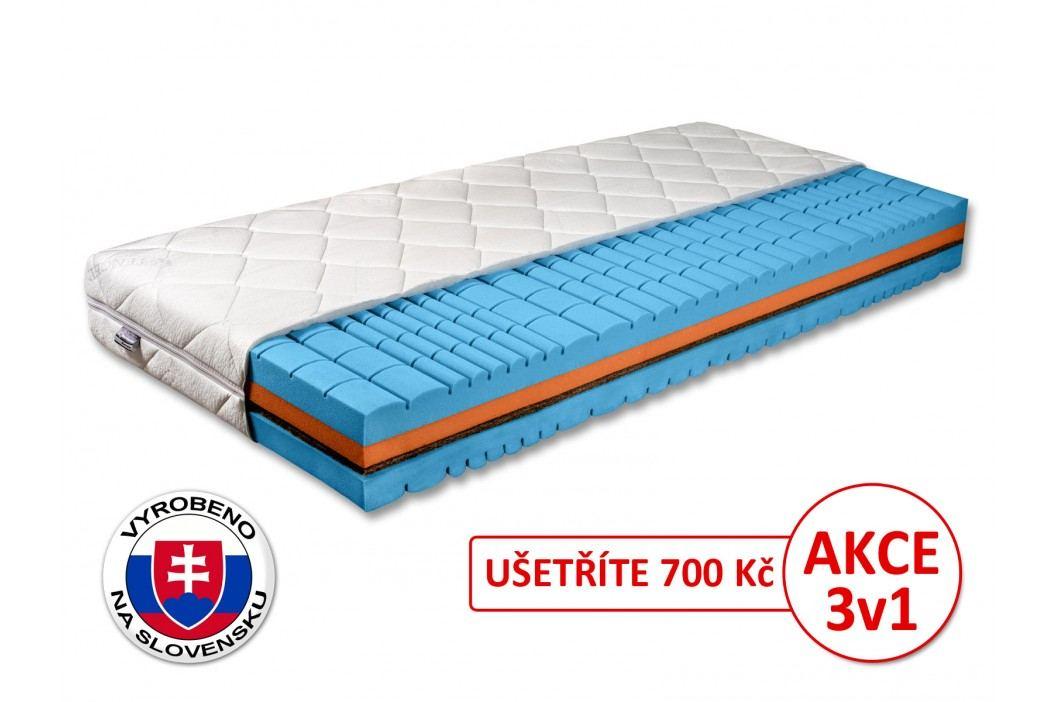 Pěnová matrace - Benab - Delta Flex - 200x90 cm (T4/T5)