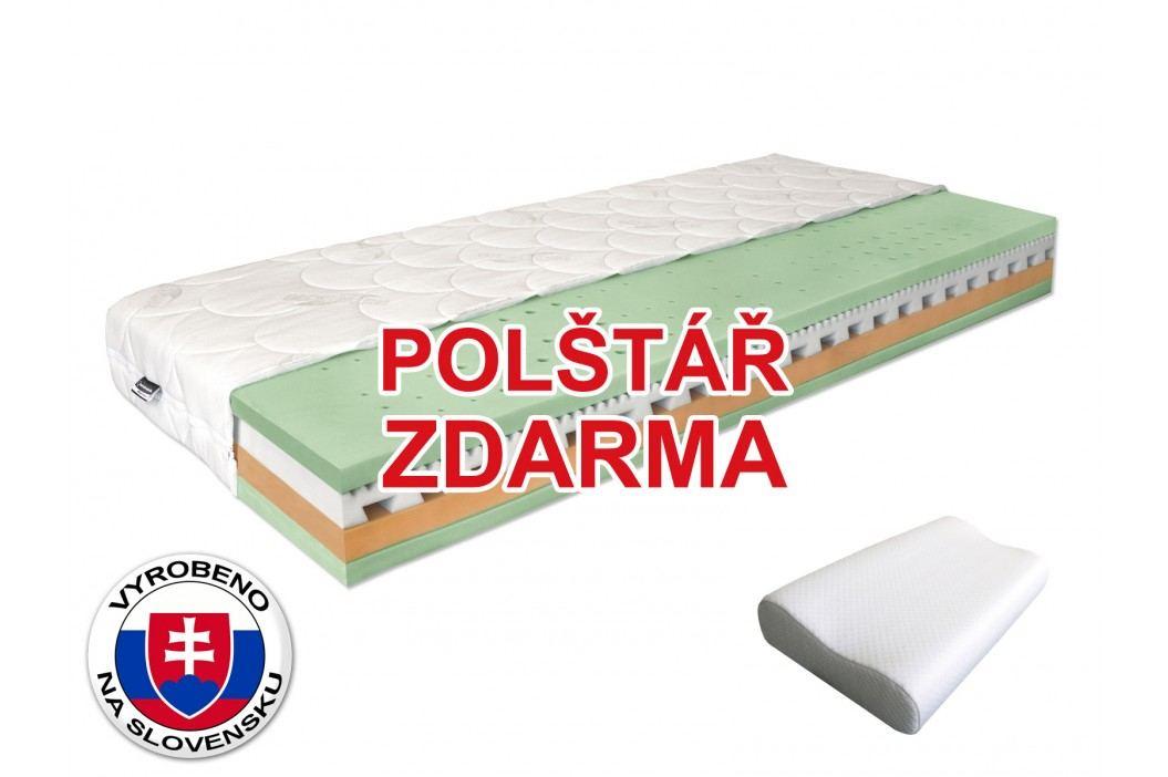 Pěnová matrace - Benab - Omega Flex - 200x80 cm (T3/T4) *polštář zdarma
