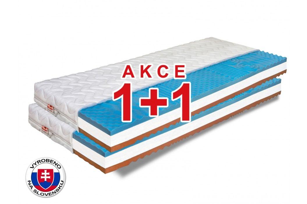 Pěnová matrace - Benab - Zero - 200x70 cm * AKCE 1 + 1 (T4/T3)