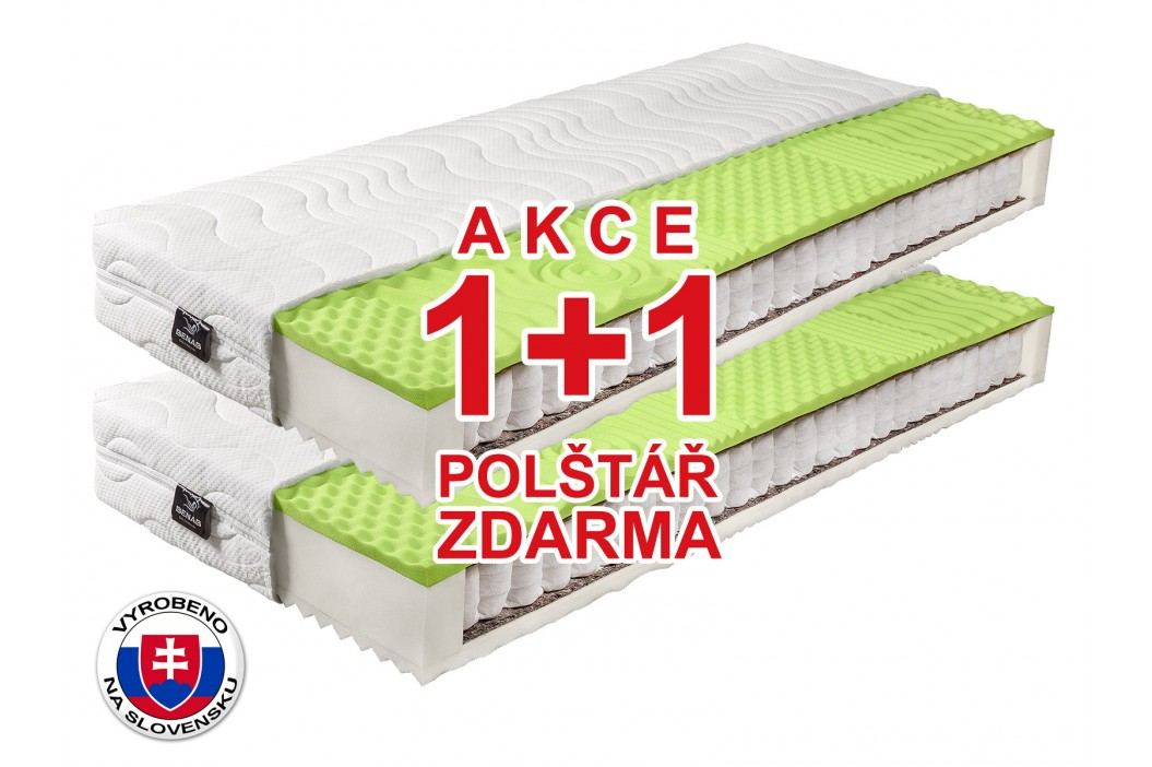 Taštičková matrace - Benab - Ergomax - 200x70 cm (T3/T4) *AKCE 1+1