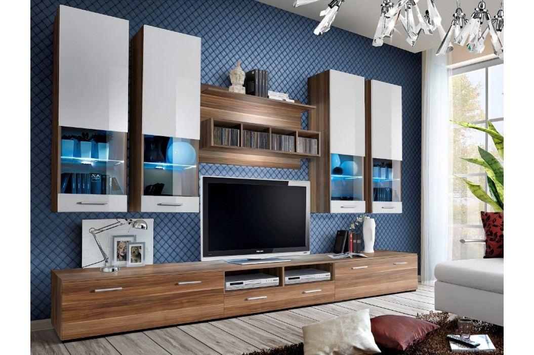 Obývací stěna - ASM - Dorade - 20 NW DO (s osvětlením)
