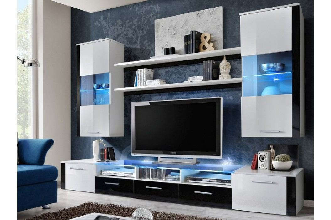 Obývací stěna - ASM - Fresh - 21 WS FR (s osvětlením)