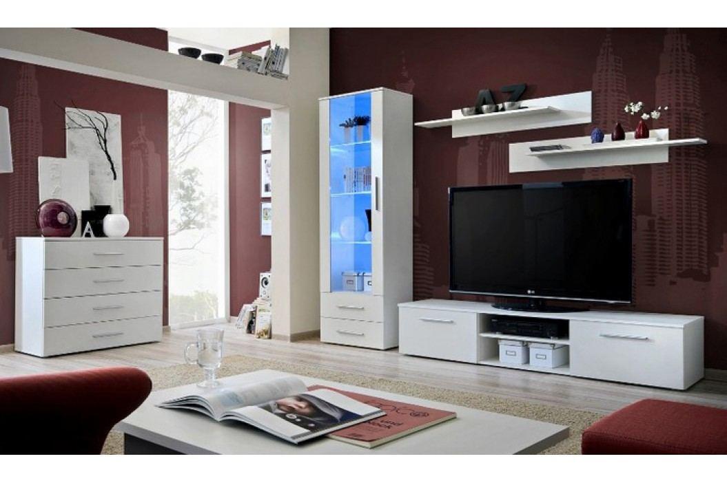 Obývací pokoj - ASM - Galino - 23 WW GB (s osvětlením)