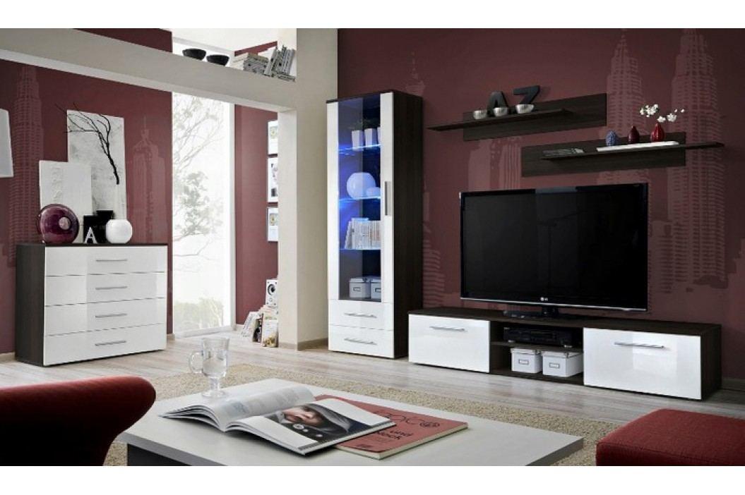 Obývací pokoj - ASM - Galino - 23 EMWH GB (s osvětlením)