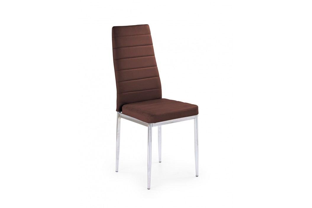 Jídelní židle - - K70C NEW hnědá