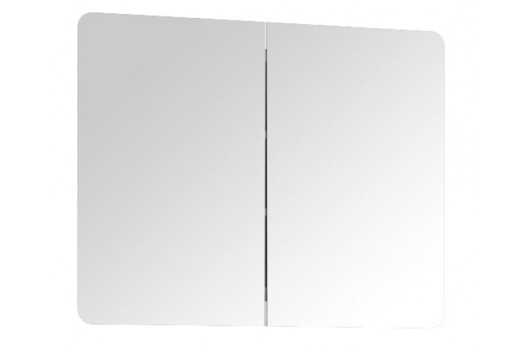 Koupelnová skříňka na stěnu - Lynatet - Typ 160 LTB04 (so zrcadlem)