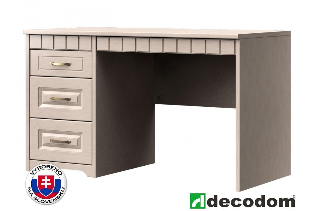 PC stolek - Decodom - Lirot - Typ 61 (vanilka patina)