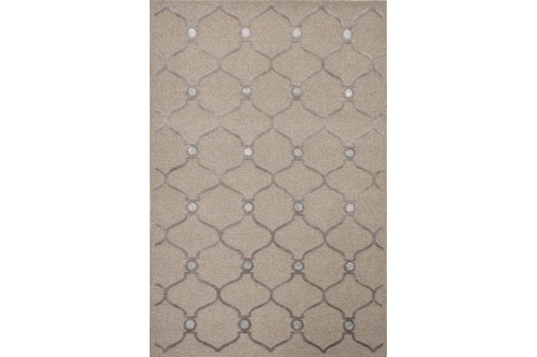 Ručně vázaný koberec - Bakero - Alicante 8-40 4640 Brown