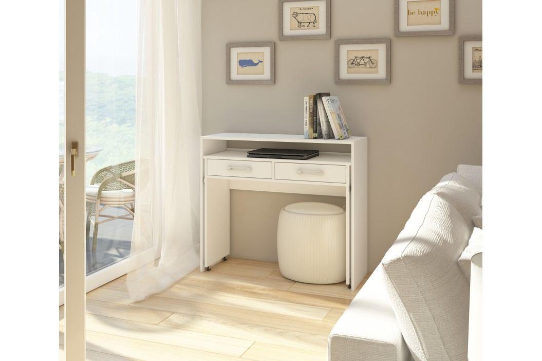 PC stolek - WIP - Zoom bílá