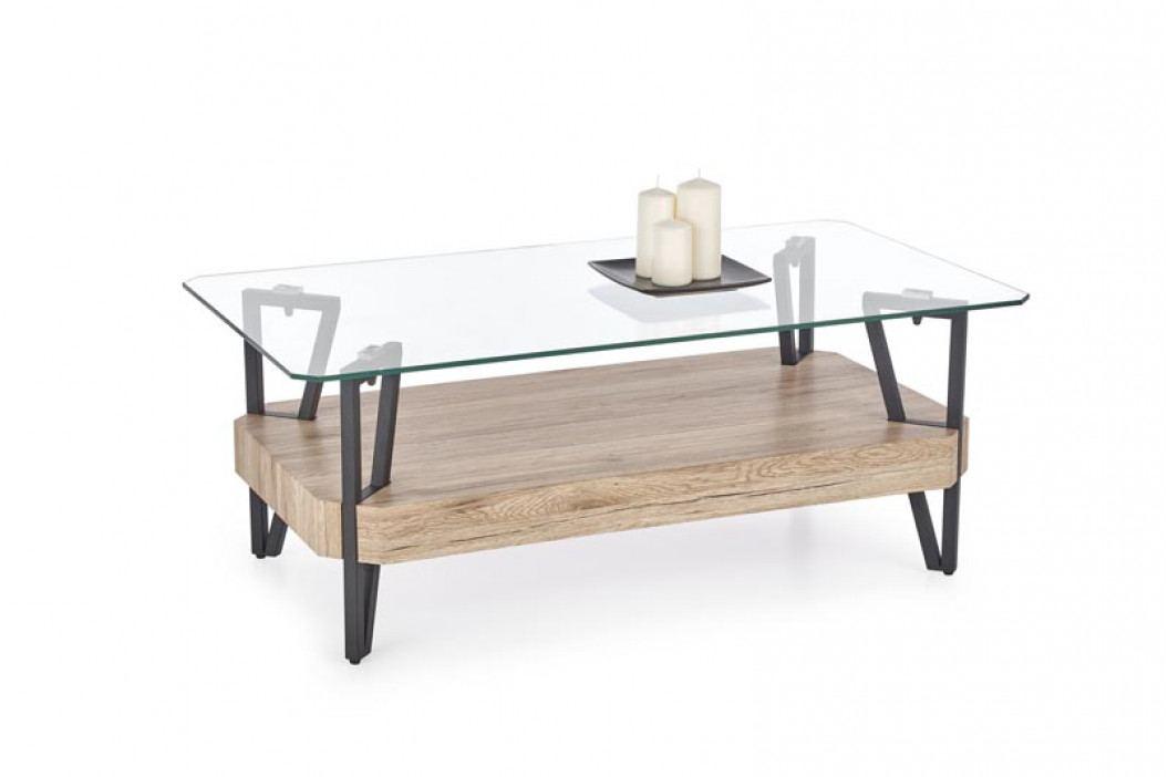 Konferenční stolek Abrilla - HALMAR