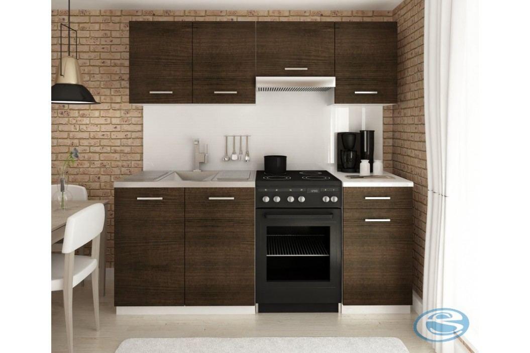 Kuchyňská linka Mini 180/120 wenge