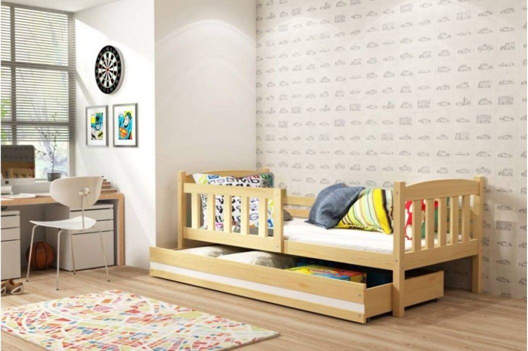 Dětská postel Kubus 90x200 cm - BMS