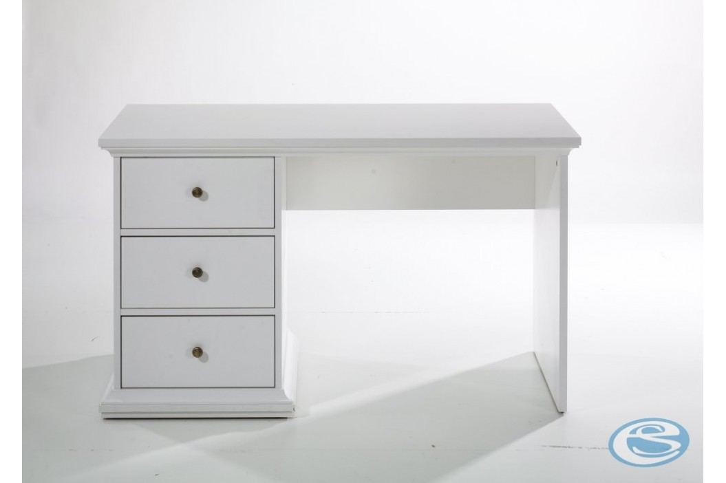 Psací stůl Paris 77820 bílý - TVILUM