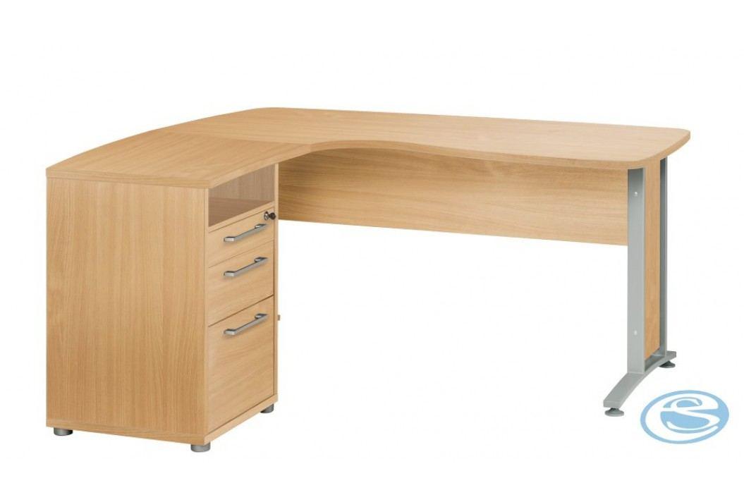 Psací stůl Prima 80410 rohový - TVILUM