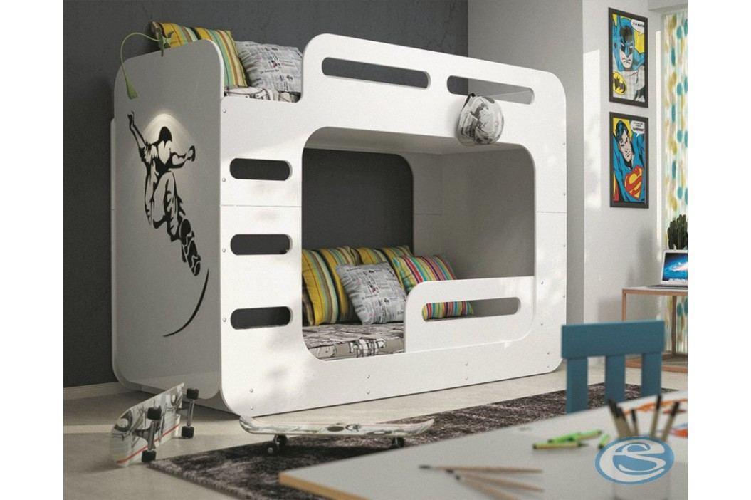 Dětská patrová postel Max 2 - BMS