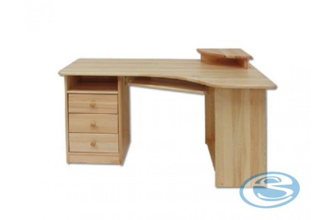Rohový psací stůl BR105 -