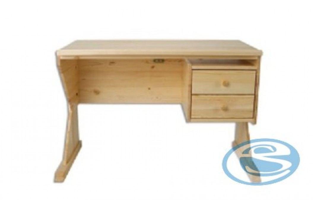 Polohovací psací stůl BR116 -
