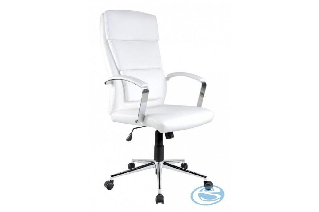 Kancelářské křeslo Aurelius bílé - HALMAR obrázek inspirace