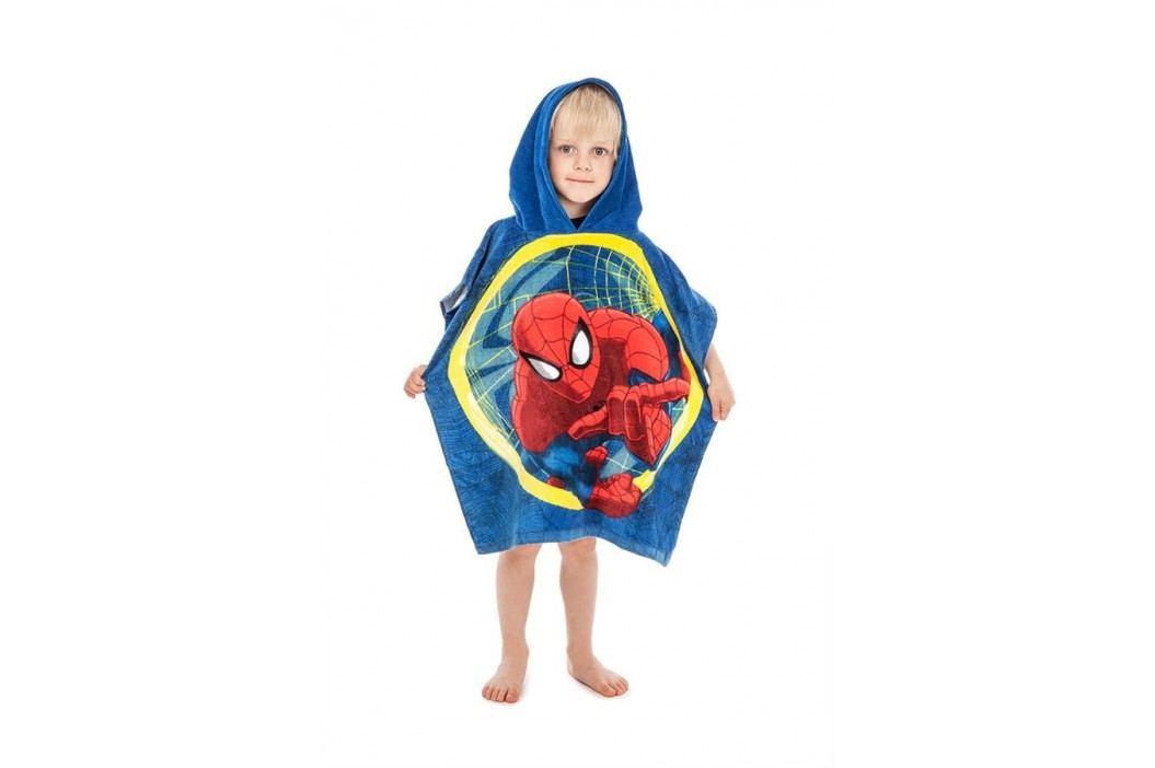 Jerry Fabrics Pončo Spiderman 2016 bavlna 60x120