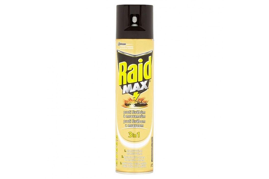 Raid Max proti švábům a mravencům 3v1 400 ml obrázek inspirace