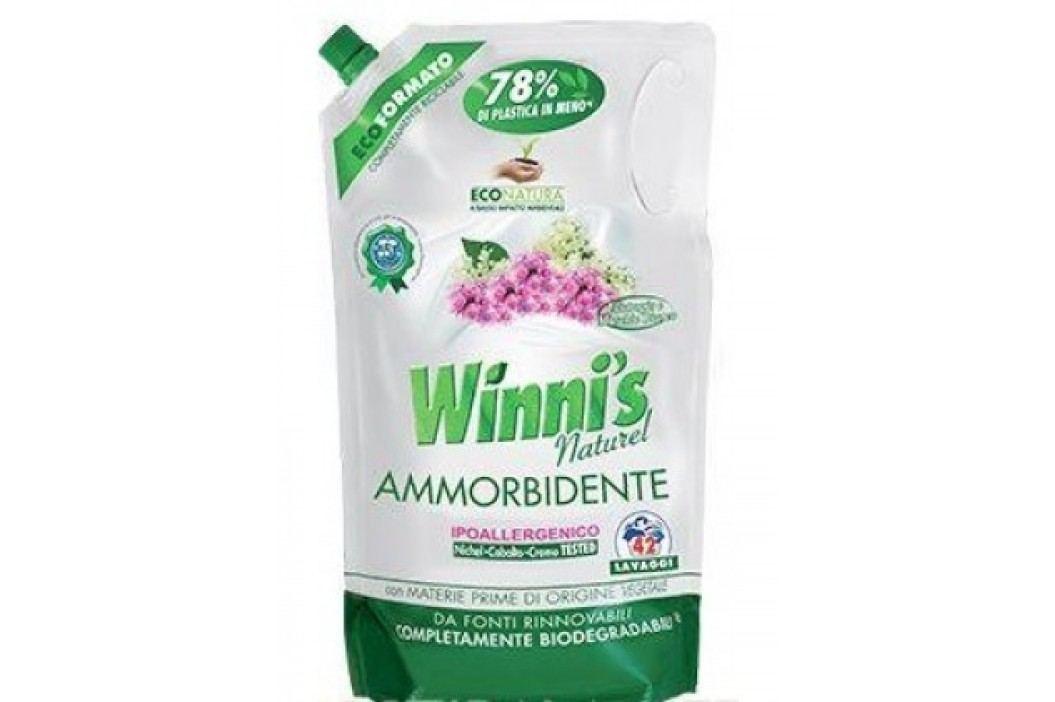Winni's Ammorbidente Ecoformato Eliotropio aviváž s vůní heliotropu, náhradní náplň 1,47 l