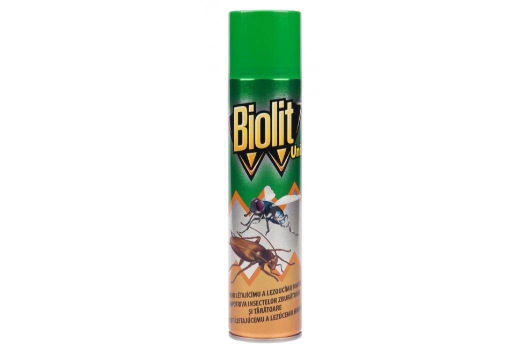 Biolit UNI proti létajícímu a lezoucímu hmyzu 300 ml