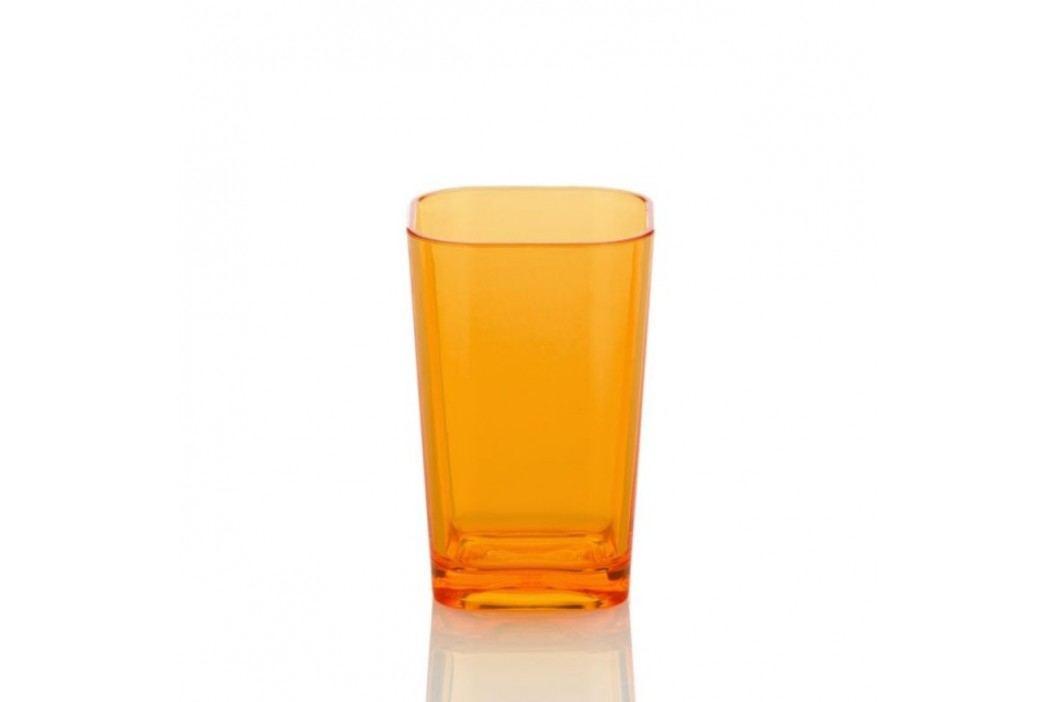 Pohár KRISTALL oranžová KELA KL-21860