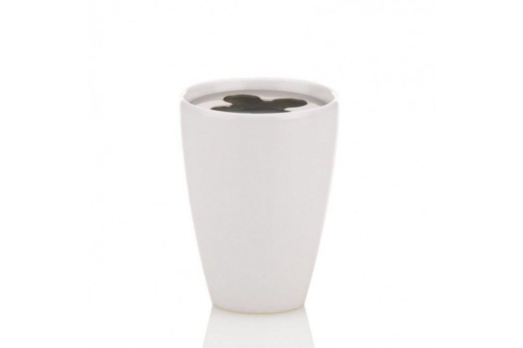 Držák na zubní kartáčky LIMA keramika bílá KELA KL-18892
