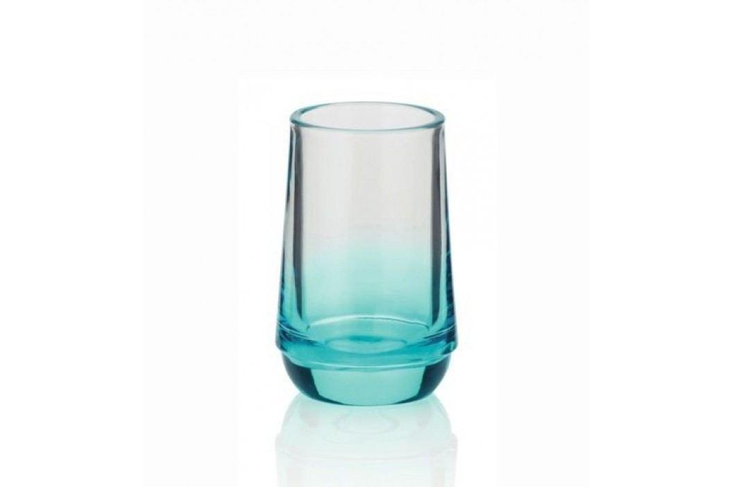 Pohár SEVEDA sklo tyrkysový KELA KL-20586